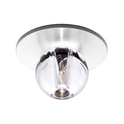 WAC Lighting Beauty Spot Spherical Crystal Accent Shade in Clear