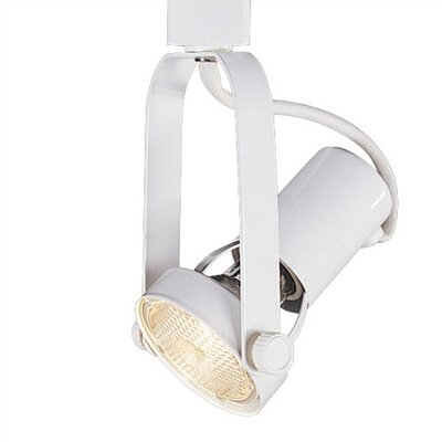 WAC Lighting 1 Light Luminaire Line Voltage Track Head