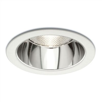 "WAC Lighting 4"" Line Voltage Aperture Cone Recessed Trim with Reflector"