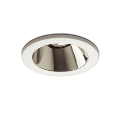 "WAC Lighting 4"" Low Voltage Recessed Lighting Trim with Specular Reflector"