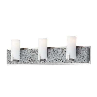 George Kovacs by Minka Lava Tube 3 Light Bath Vanity Light