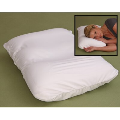 Deluxe Comfort Mircobead Cloud Pillow
