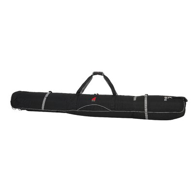 Athalon Sportgear Wheeled Padded Double Ski Bag - 190 cm