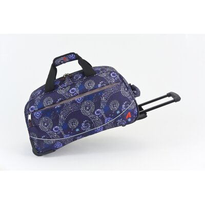 "Athalon Sportgear 21"" 2-Wheeled Travel Duffel"