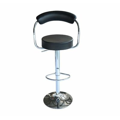 Aosom LLC Modern Pub Design Barstool (Set of 2)