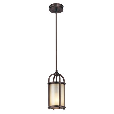 Metropolitan by Minka Walt Disney Signature Underscore 1 Light Mini Pendant