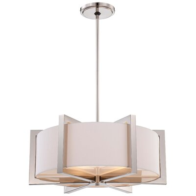 Metropolitan by Minka Metropolitan Family 4 Light Pendant