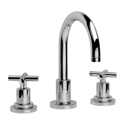 Infinity Widespread Bathroom Faucet with Double Cross Handles - G-1610-C4