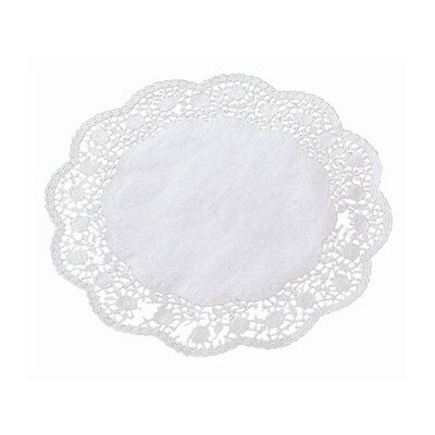 Paderno World Cuisine Paper Doily with 100 Pieces