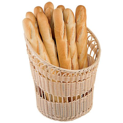 Paderno World Cuisine Round Bread Basket