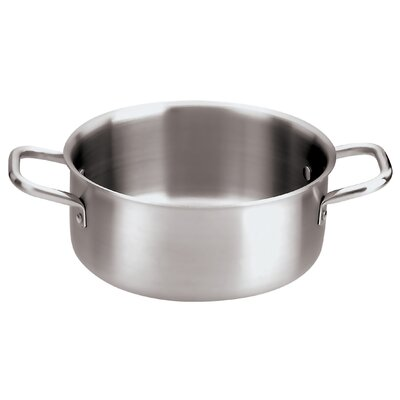 Paderno World Cuisine Tiple Ply Stainless Steel Saucepan