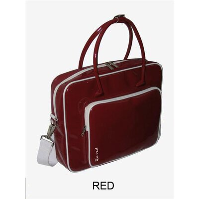 Shine 2 Glossy Laptop Tote Bag