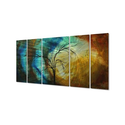 "All My Walls New Season by Megan Duncanson, Abstract Wall Art - 23.5"" x 52"""