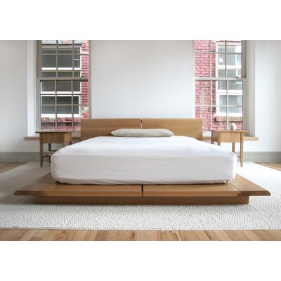 Semigood Design Rift Loft Platform Bed