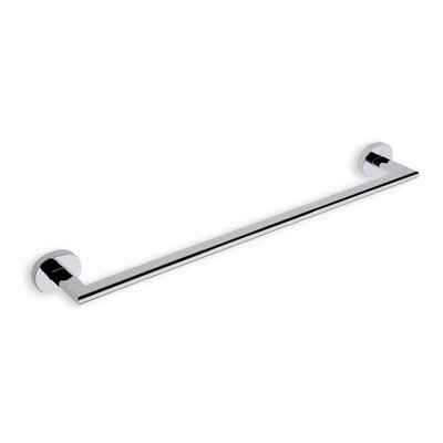 "Stilhaus by Nameeks Diana 19"" Wall Mounted Towel Bar in Chrome"