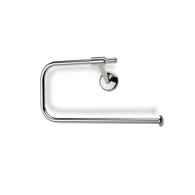 Stilhaus by Nameeks Pegaso Wall Mounted Towel Ring in Chrome