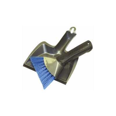 Carrand Dust Pan &Amp; Broom