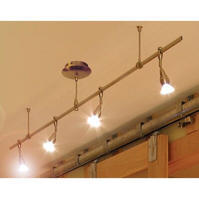 LBL Lighting Monorail Straight Track Lighting Kit