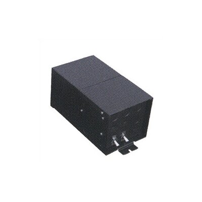 LBL Lighting 300W Remote Magnetic Transformer for 2-Circuit Monorail
