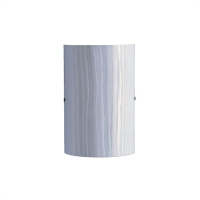 LBL Lighting Juniper 218Q 120V Two Light Wall Sconce in Satin Nickel