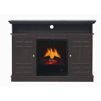 "World Marketing Providence 48"" TV Stand with Electric Fireplace"