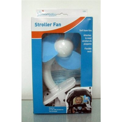 Dream Baby Foam Tipped Stroller Fan