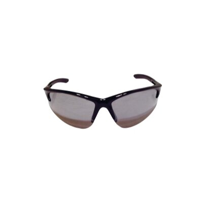 SAS Safety Db2 Safety Gls Blk W/ Mirror Lens