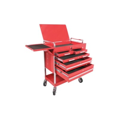 Sunex Professional Duty 5 Drawer Service Cart