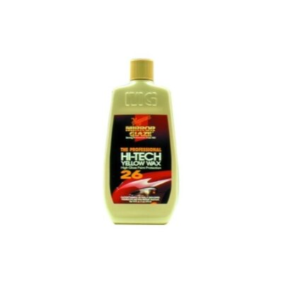 Meguiars Wax Hi-Tech Yellow