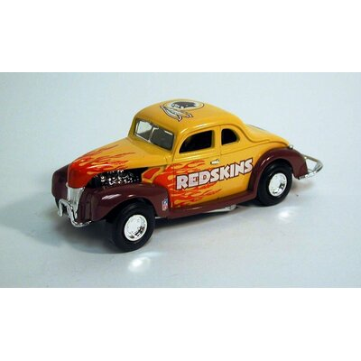 NFL '40 Ford Coupe Car - Washington Redskins