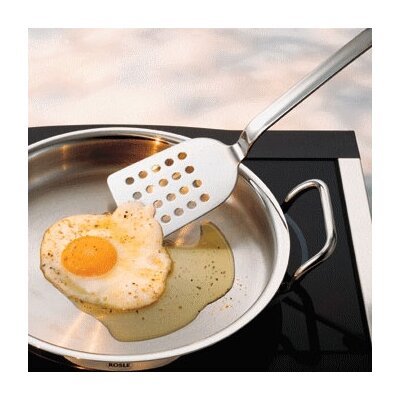 Rosle Stainless Steel Pancake Slice with a Hooked Handle