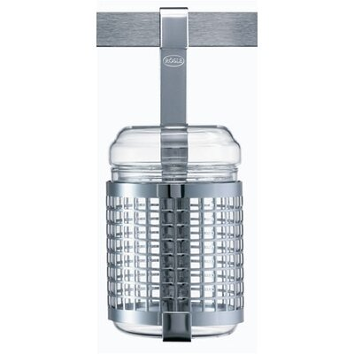 Stainless Steel Round Utensil Holder