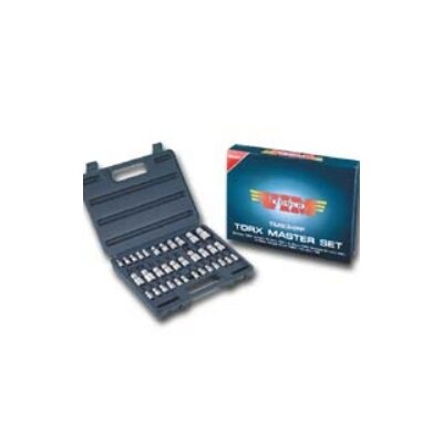 Vim Products Torx Master Set 34Pc