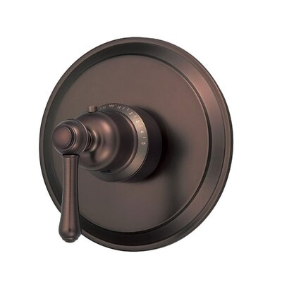"Danze® Opulence Single Handle 3/4"" Thermostatic Shower Valve Trim Only"