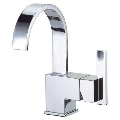 Danze® Sirius Single Hole Bathroom Sink Faucet with Single Handle