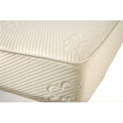 Safety 1st Peaceful Lullabies Baby Mattress with Bamboo Cover and Natural Fill