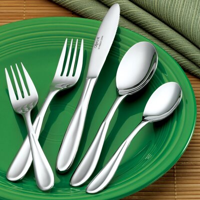 45 Piece Delight Flatware Set