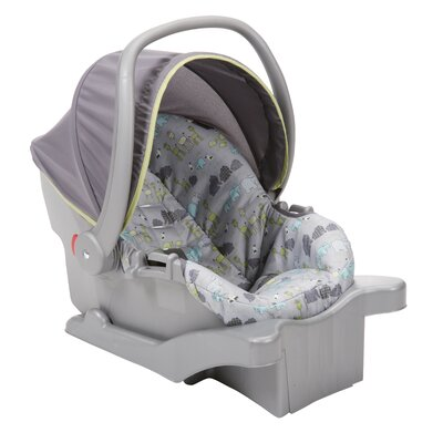 Cosco Juvenile Comfy Carry Jungle Parade II Infant Car Seat