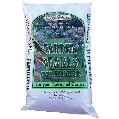 Garden Pearls 25 Lbs Fertilizer
