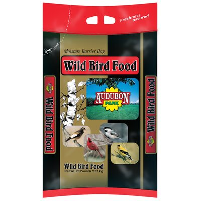 Global Harvest Woodinville 20 Lb Wild Bird Food