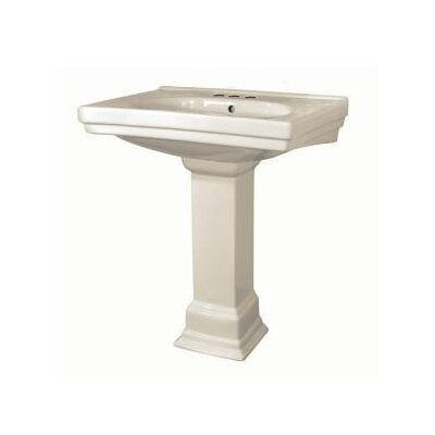 Pegasus Structure Single-Hole Lavatory Bathroom Sink