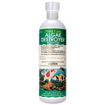Mars Fishcare North America 16 oz Algae Destroyer
