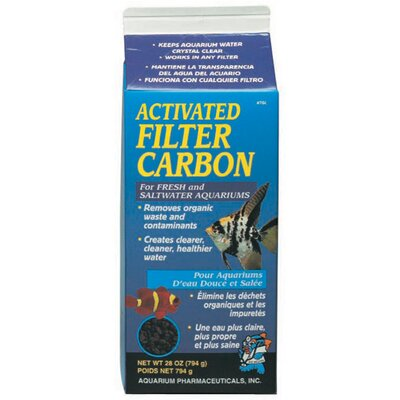 Mars Fishcare North America 28 oz Activated Filter Carbon