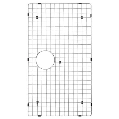 "Belle Foret 17"" Grid Kitchen Sink Drain"