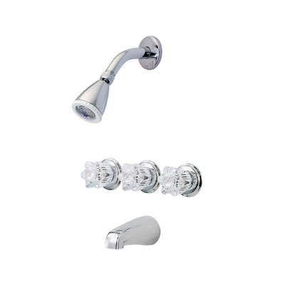Price Pfister Bedford Diverter Tub and Shower Faucet Trim