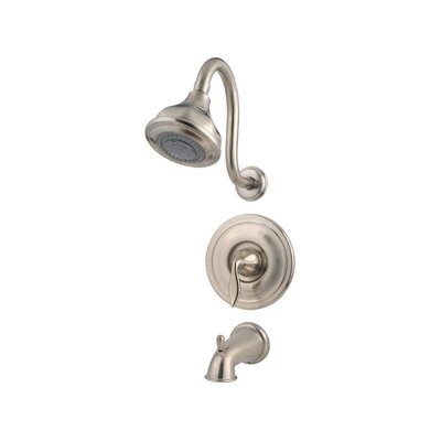 Price Pfister Sedona Single Diveter Tub and Shower Faucet