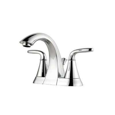 Pasadena Centerset Bathroom Faucet with Double Handles - F-048-PD