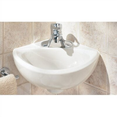 Corner Minette Wall Mount Bathroom Sink - 0451.021