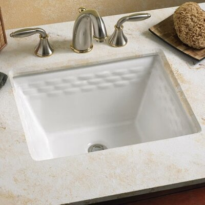 Rattan Undercounter Bathroom Sink - 0615.000.020