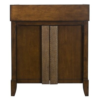 "American Standard Tropic 30"" Bathroom Vanity in Nutmeg"